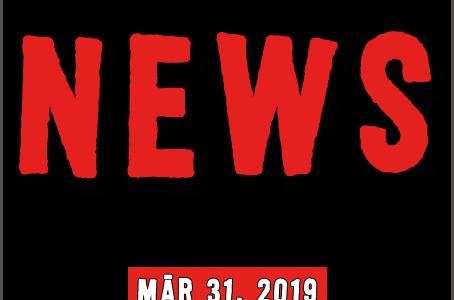 BUSTER SHUFFLE @ PELL-MELL 2019