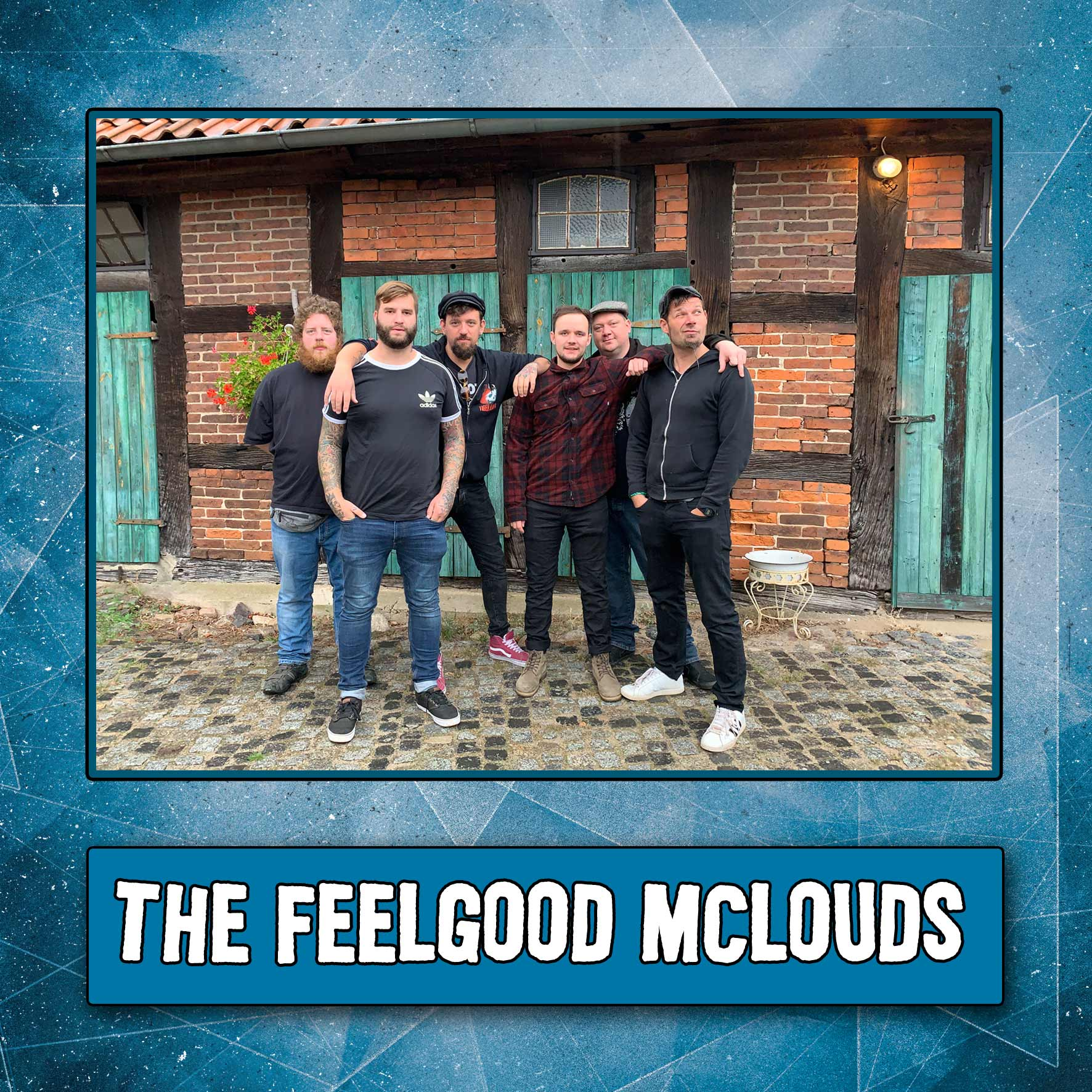 THE FEELGOOD MCLOUDS